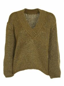 Forte Forte Gold Mohair Sweater