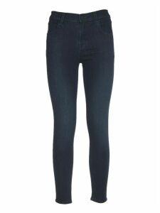 J Brand Dark Blue Super Skinny Jeans