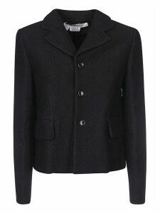 Comme des Garçons Three-buttoned Jacket