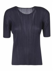 Pleats Please Issey Miyake Pleat Blouse