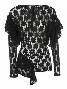 Isabel Marant Floral Laced Top