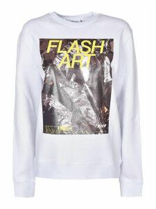 MSGM Flash Art Sweatshirt