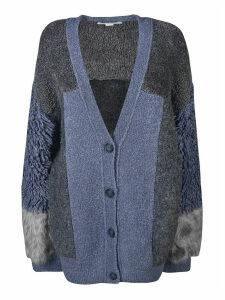 Stella McCartney Fur Cardigan