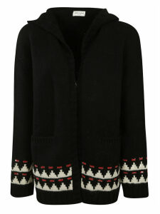 Saint Laurent Hooded Jacket