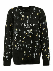 Givenchy Floral Sweater