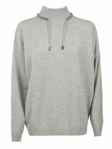 Brunello Cucinelli Drawstring Sweater