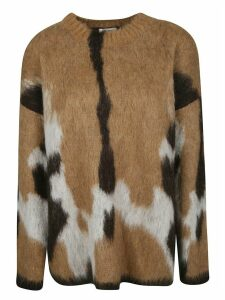 Acne Studios Fur Sweater