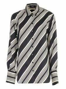 Joseph Shirt L/s W/stripes