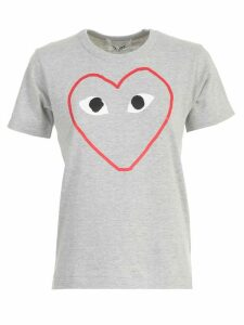 Comme des Garçons Play T-shirt S/s