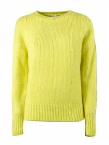 Fabiana Filippi Yellow Wool Pullover