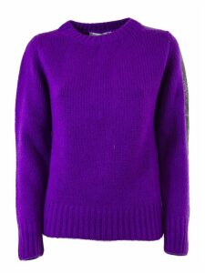 Fabiana Filippi Purple Wool Pullover