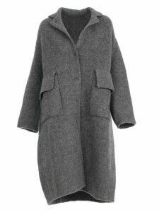 Boboutic Coat Over Pockets Revers