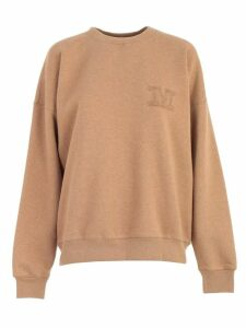 Max Mara Ella Sweatshirt Crew Neck Cotton