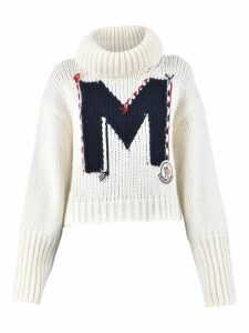 Moncler Cropped Sweater