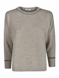 Bruno Manetti Rib Knit Sweater