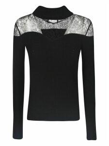 Fendi Lace Pullover