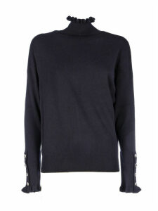 Chloé High Neck Sweater In Cashmere