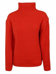 Tory Burch Oversized Turtleneck Sweater