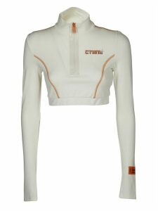 HERON PRESTON Stretch Sweatshirt