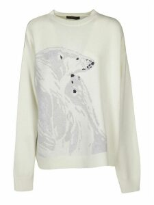 Alanui Polar Bear Jumper