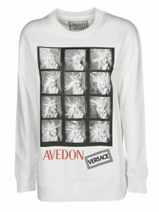 Versace Print Sweatshirt