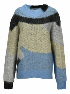Ambush Color-block Sweater