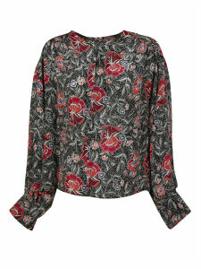 Isabel Marant Floral Printed Top