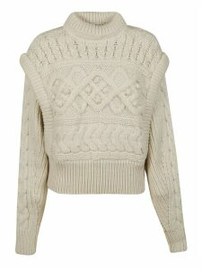 Isabel Marant Knit Ribbed Sweater