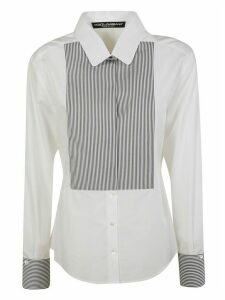 Stripe-detail Shirt