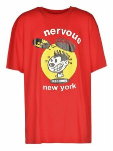 Buscemi Nervous Printed T-shirt