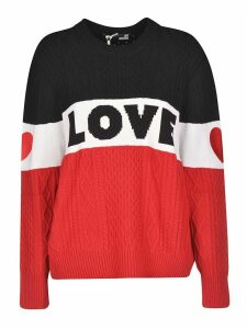 Love Moschino Love Knit Sweater