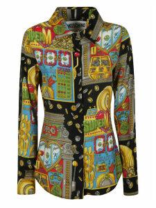 Moschino Multi-print Shirt