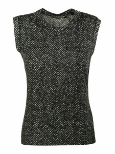 Dolce & Gabbana Tweed Top