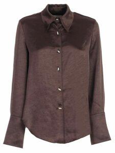 Nanushka Shirt L/s Satin
