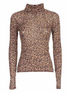 Nanushka Sweater L/s Jersey Fantasy