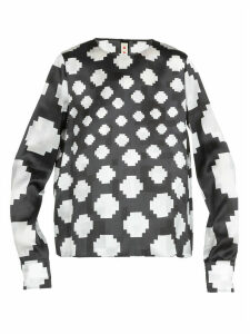 Marni Satin Blouse
