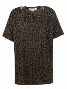 Golden Goose Leopard Print T-shirt