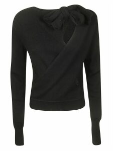 Chloé Shoulder Bow Detail Pullover