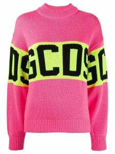 GCDS Colorful Lofo Sweater