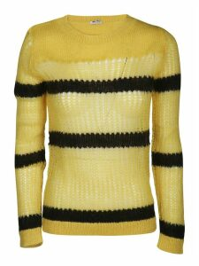 Miu Miu Open-knit Jumper