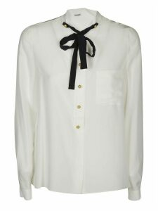 Miu Miu Button Detail Blouse