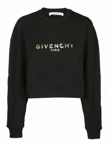 Givenchy Crop Sweatshirt