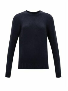 A.p.c. - Wendy Wool-blend Sweater - Womens - Navy