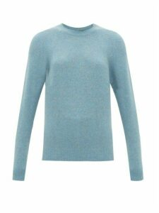 A.p.c. - Wendy Wool-blend Sweater - Womens - Blue