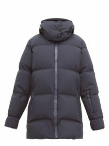 Aztech Mountain - Elk Quilted-down Jacket - Womens - Navy