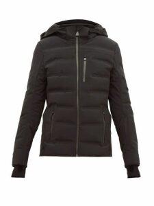 Aztech Mountain - Nuke Quilted Ski Jacket - Womens - Black
