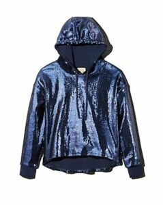 Chaser Sequined Hooded Sweatshirt - 100% Exclusive