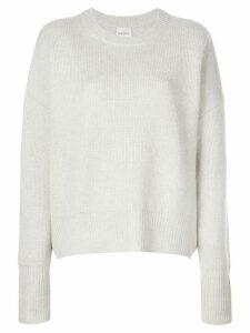Le Kasha Evreux sweatshirt - NEUTRALS