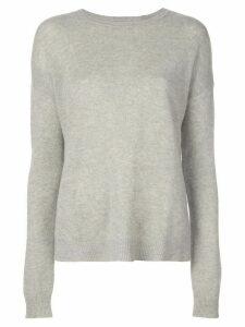 Le Kasha Crete cashmere jumper - Brown