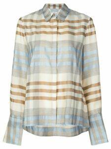 Co loose-fit plaid shirt - Multicolour